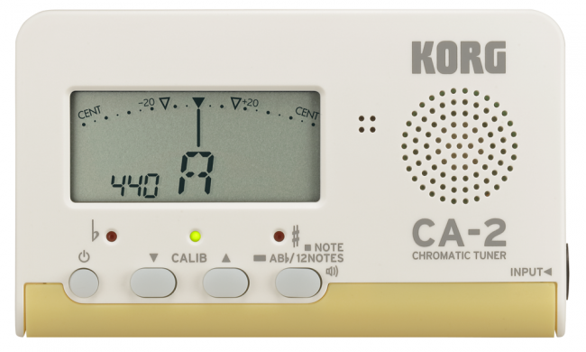 Korg CA 1, Accordeur
