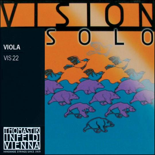 Thomastik Vision Solo D Medium - Viola