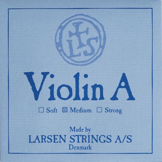 LARSEN Violin A-snaar, medium