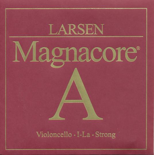 Larsen Cello Magnacore A-snaar, strong
