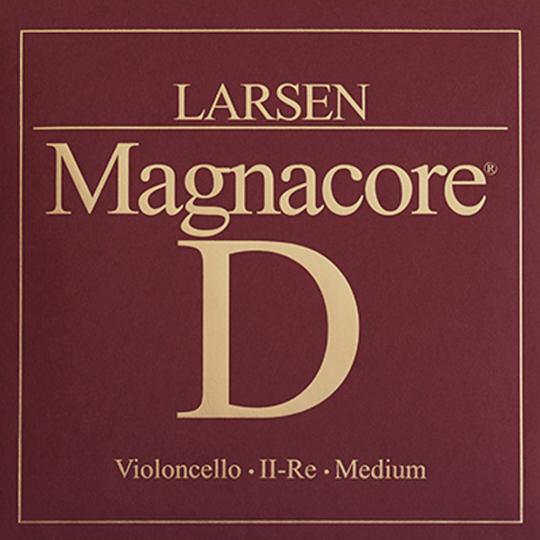 Larsen Cello Magnacore D-Saite, mittel