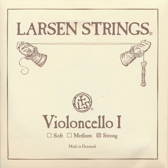 LARSEN Cello A-snaar, strong