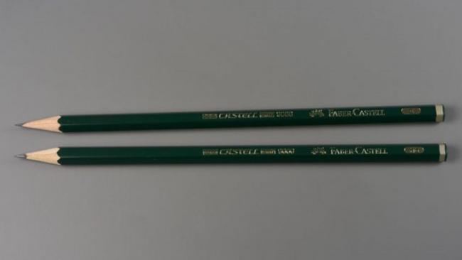 Faber-Castell, Bleistift Stärke B