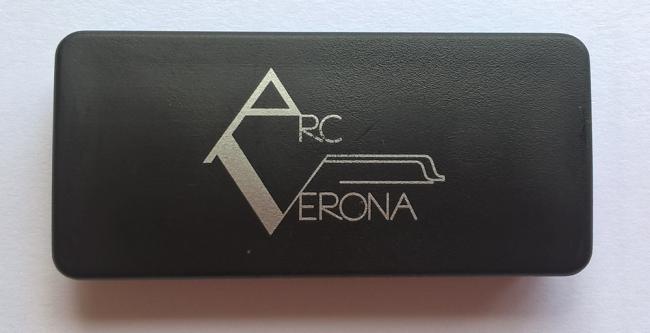 """Notenständermagnet Logo """"Arc-Verona"""""""