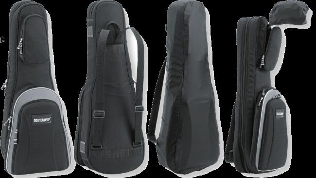 O.K. sac de protection pour étui de forme 4/4, bleu
