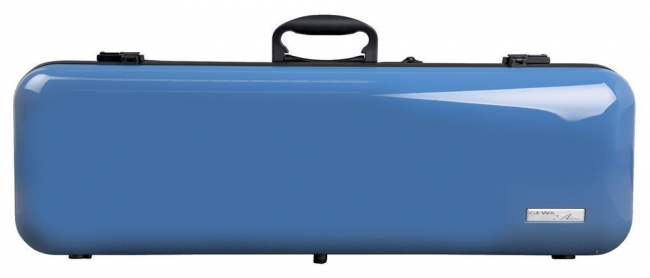 Gewa Violinkoffer Air 2.1, blau hochglanz