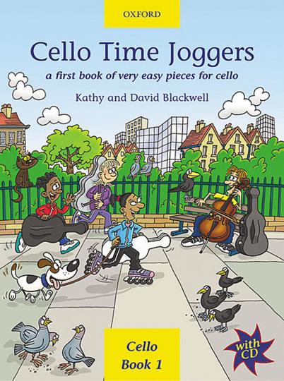 Cello Time Joggers met CD, deel 1