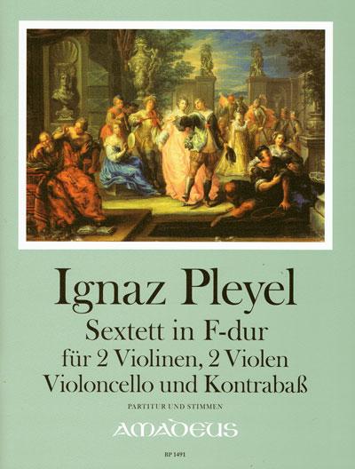 Pleyel, Sextett in F-dur op. 37