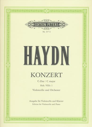 Haydn, Konzert C-Dur, Hob. VIIb:1