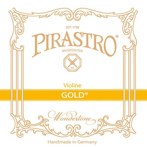 Pirastro Gold E (Ball End) Medium - Violin