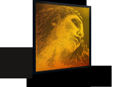 Pirastro Evah Pirazzi Gold Violine D-Saite - medium
