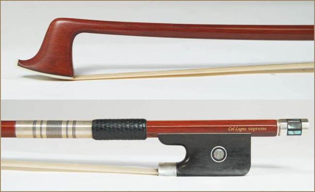 Col Legno Supreme Bogen Cello Ebenholz/Silber