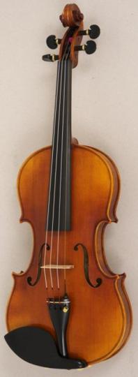 Konzertvioline 4/4 ARC VERONA Maestro mit Bogen und Kofferetui.