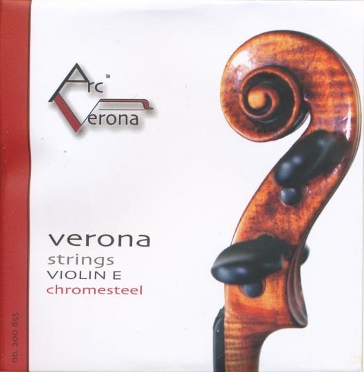 ARC VERONA Violinsaite E mit Kugel, medium