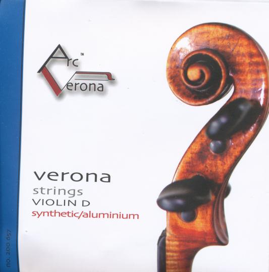 ARC VERONA Violinsaite D, medium