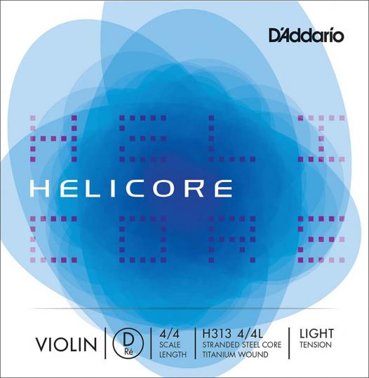 D´ADDARIO Helicore D-Violinsaite, light