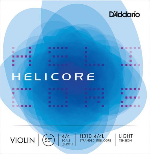 D´ADDARIO Helicore Satz Violinsaiten 4/4 mit E-Kugel, light