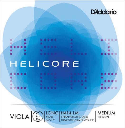 D´ADDARIO Helicore Violasaite C medium