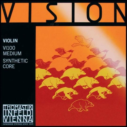 THOMASTIK Vision Violinsaiten SATZ