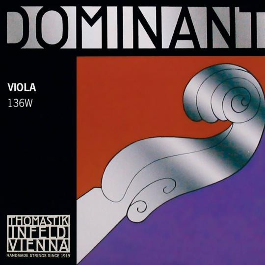 THOMASTIK  Dominant A-Saite für Viola, weich