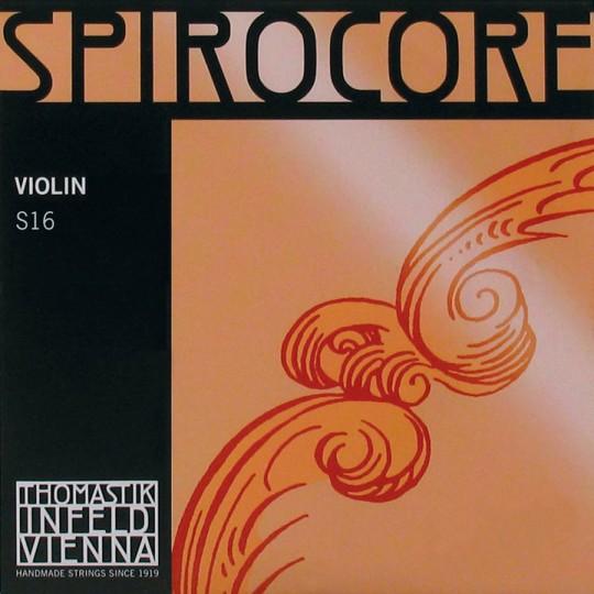 THOMASTIK Spirocore Violinsaite G Wolfram
