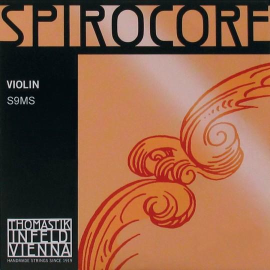 THOMASTIK Spirocore Violinsaite E mit Schlinge Alu, mittel