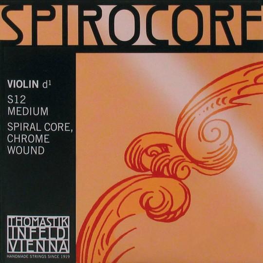 THOMASTIK Spirocore Violinsaite D