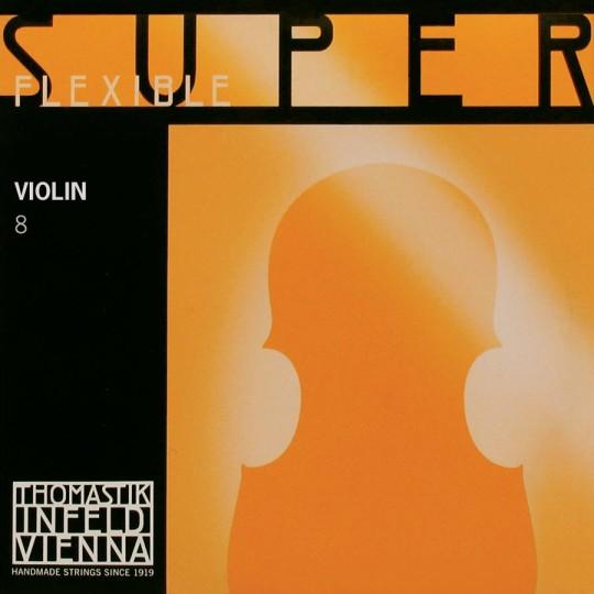 THOMASTIK Superflexible Violinsaite E, mittel