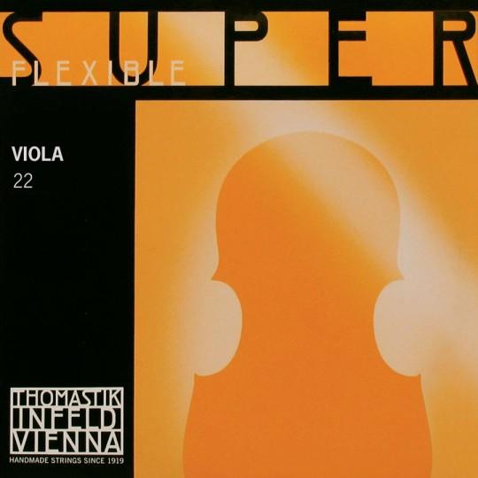 THOMASTIK Superflexible Violasaite C, mittel
