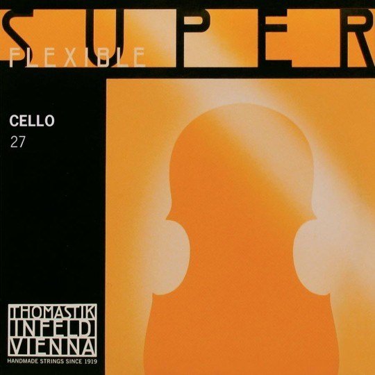 THOMASTIK Superflexible Cellosaite D Chrom