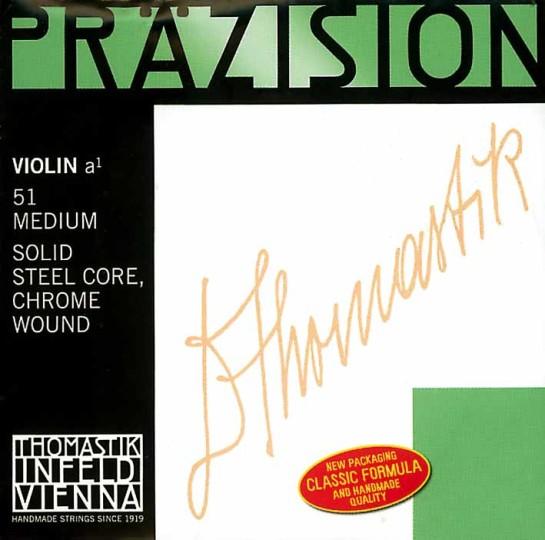 THOMASTIK  Präzision Violinsaiten SATZ 1/16