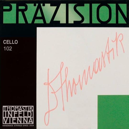 THOMASTIK Präzision Cellosaiten SATZ
