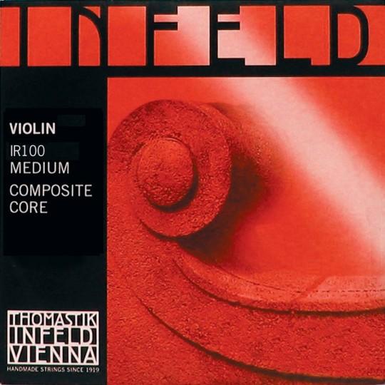 THOMASTIK Infeld rot Violinsaiten SATZ