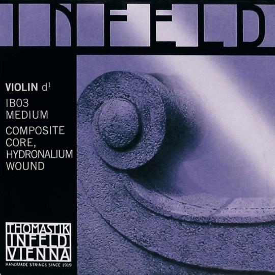 THOMASTIK Infeld blau Violinsaite D