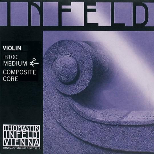 THOMASTIK Infeld blau Violinsaiten SATZ