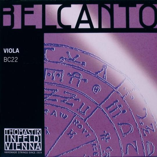 THOMASTIK Belcanto Violasaite D