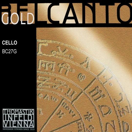 THOMASTIK Belcanto Gold Cellosaite D