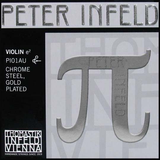 THOMASTIK Peter Infeld PI01PT Violinsaite E, Umspinnung Gold
