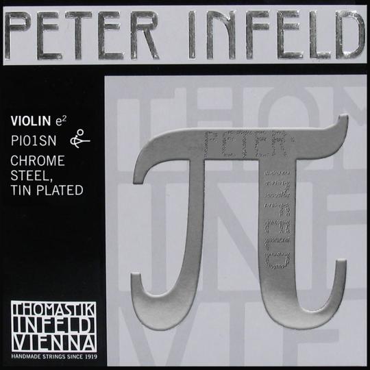 THOMASTIK Peter Infeld PI01PT Violinsaite E,  Umspinnung Zinn
