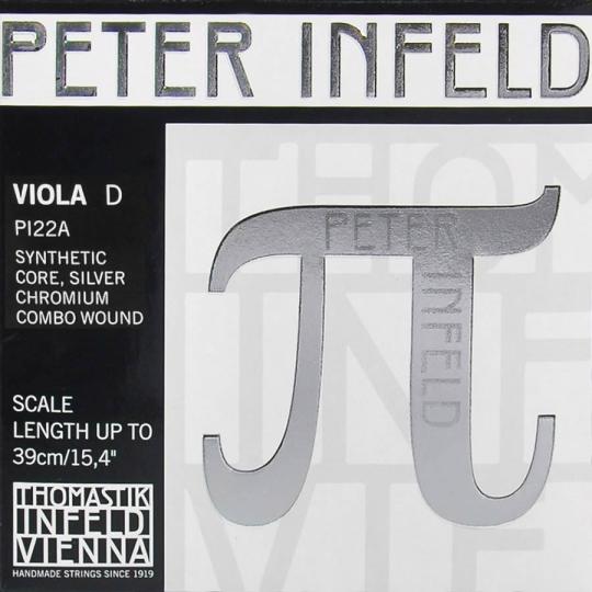 Thomastik Peter Infeld PI Viola, D-Saite, mittel