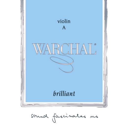 WARCHAL Brillant A-Saite mittel für Violine