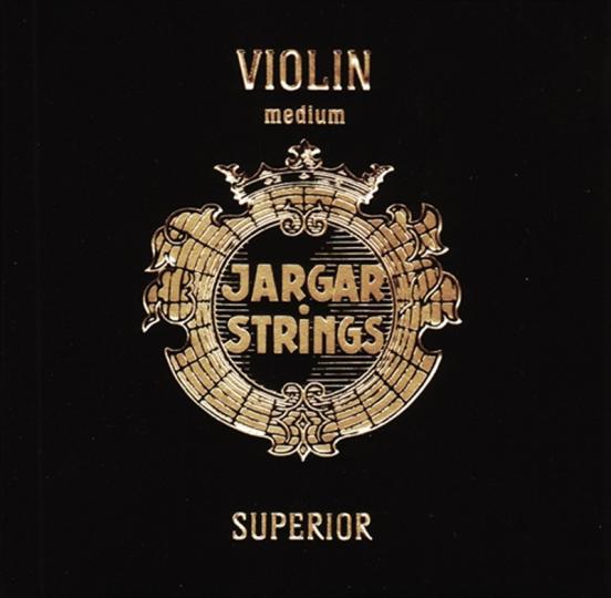 JARGAR Superior Violinsaiten SATZ, medium