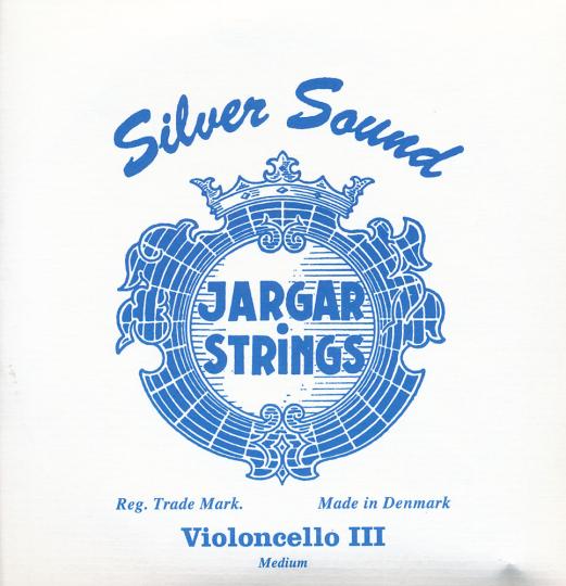 JARGAR Cellosaiten SATZ Silver Sound