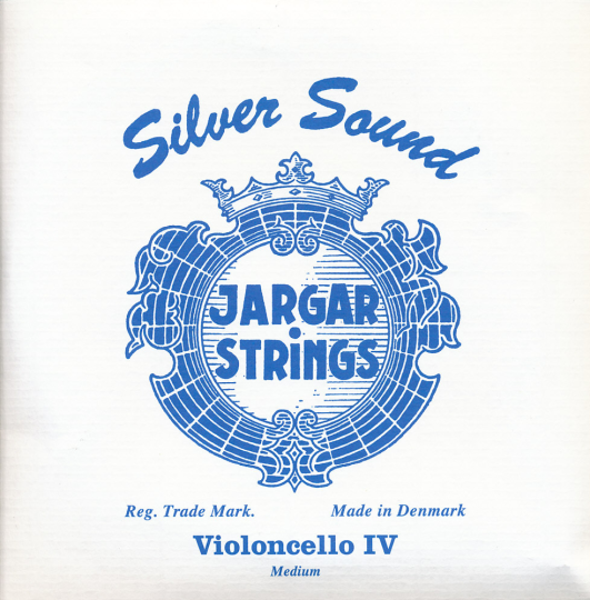JARGAR Cellosaite C Silver Sound