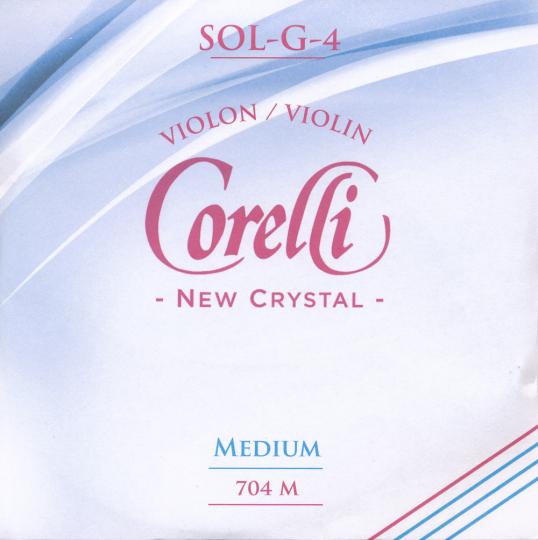 CORELLI Crystal Violinsaite G
