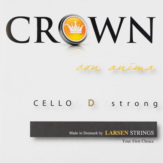 CROWN Strings Cellosaite D forte