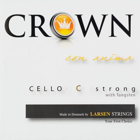 CROWN Strings Cellosaite C