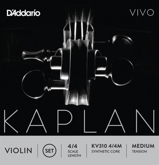 KAPLAN VIVO Violinsaiten SATZ, medium
