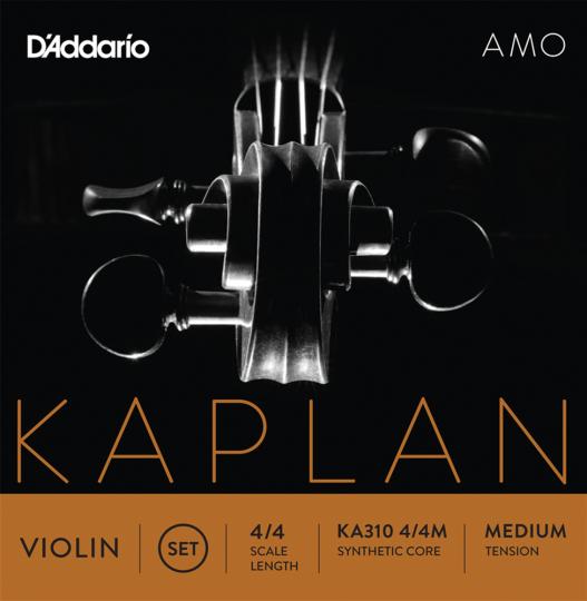 KAPLAN AMO Violinsaiten SATZ, medium