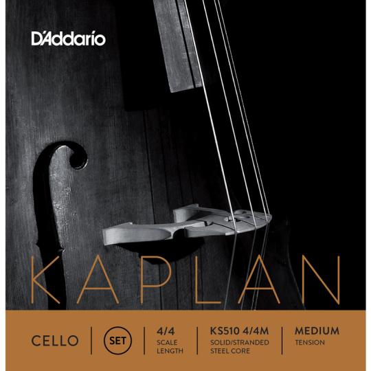 D' ADDARIO Kaplan Cellosaite D, medium